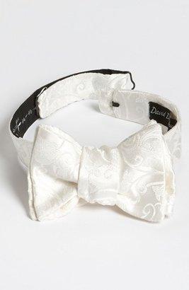 David Donahue Paisley Bow Tie
