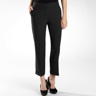 JCPenney Worthington Cuffed Ankle Pants