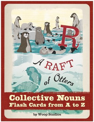 Chronicle Books A Raft of Otters