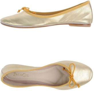 Paco Gil Ballet flats