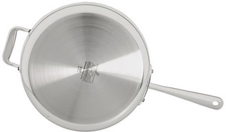 All-Clad Stainless Steel 3 Qt. Sauté Pan With Lid