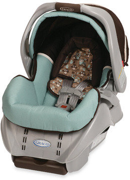 Graco SnugRide Classic Connect™ Infant Car Seat in Little Hoot