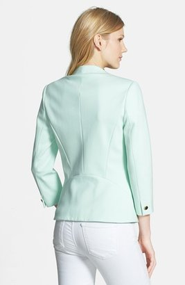 Ted Baker One-Button Ponte Knit Jacket