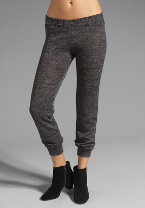 291 Tweed French Terry Slim Track Pant