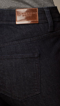 Burberry Slim Fit Regular-Rise Indigo Jeans