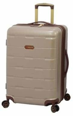 London Fog Newbury 24-Inch Expandable Hardside Spinner Suitcase