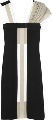 Jonathan Saunders Arden sash dress