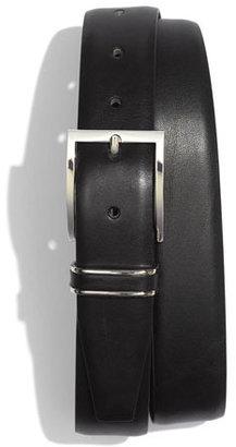 Men's Boss Hugo Boss 'Froppin' Leather Belt $135 thestylecure.com