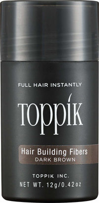 Toppik Hair Fibers - Dark Brown $24.95 thestylecure.com