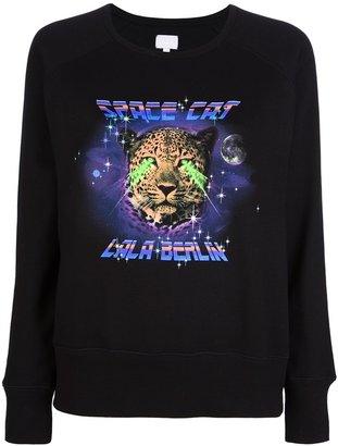 Lala Berlin 'Spacecat' jumper