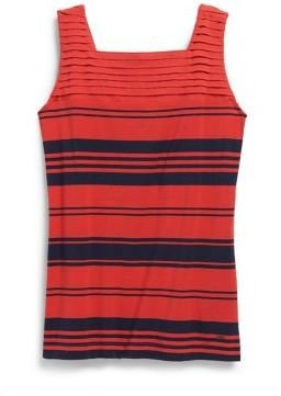 Tommy Hilfiger Pleated Tank