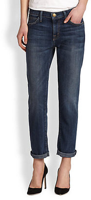 Current/Elliott The Fling Slim Boyfriend Jeans