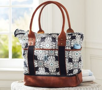Pottery Barn Kids Mod Floral Sausalito Diaper Bag