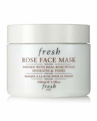 Fresh Rose Face Mask, 3.3 oz.