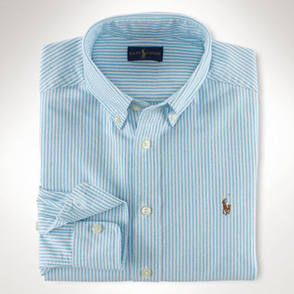 Ralph Lauren Striped Cotton Blake Shirt