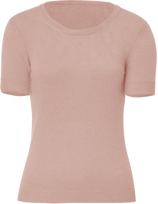 Malo Colonial Rose Cashmere Top