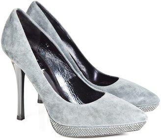 Daniel Grey Pixy Womens High Heeled Shoes