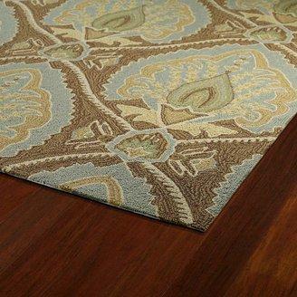 Glenn Home & porch mercers floral rug - 5' x 7'6''