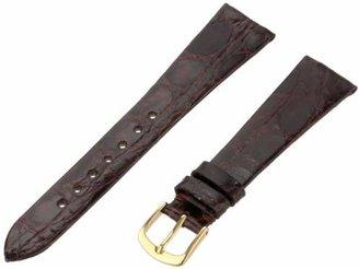 Hadley Roma Hadley-Roma Men's 19mm Leather Watch Strap