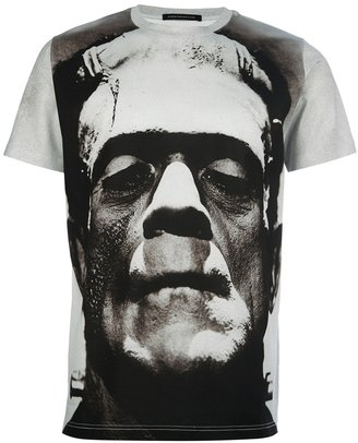Christopher Kane 'Frankenstein' print t-shirt