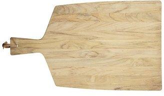 Crate & Barrel FSC Teak Paddle Board