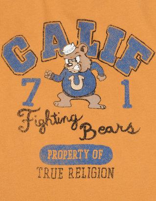 True Religion Fighting Bears Boys Tee
