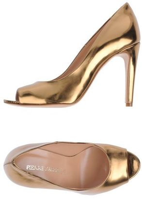 Pierre Darre' Pumps with open toe
