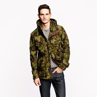 J.Crew Nanamica® Camo Cruiser Jacket