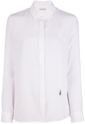 J.W.Anderson White Shirt With Logo