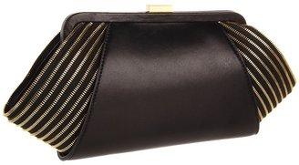 Z Spoke Zac Posen Posen Clutch (Black) - Bags and Luggage