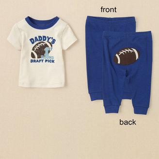 Children's Place Daddy's pick pj set