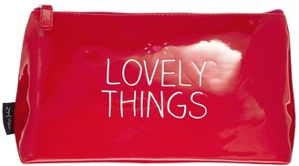 Happy Jackson Lovely Things Glossy Wash Bag