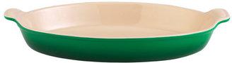 Le Creuset Heritage Oval Au Gratin Dish, 24-ounce