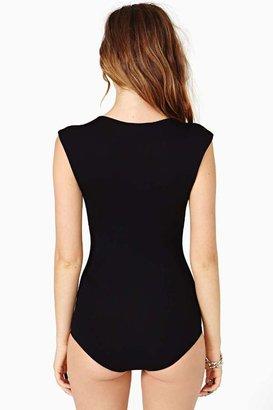 Nasty Gal Soft Side Bodysuit