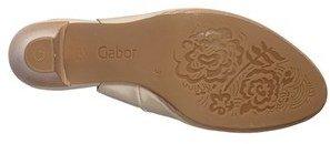 Gabor Patent Leather Slingback Pump
