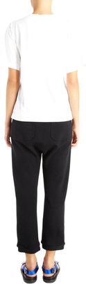 Marni Jersey Cropped Pants
