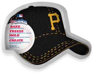 Bed Bath & Beyond Fan Cake MLB Silicone Cake Pan - Pittsburgh Pirates