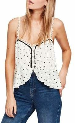 Free People True To The Heart Camisole