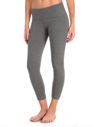 Hard Tail Rollover Legging $57 thestylecure.com
