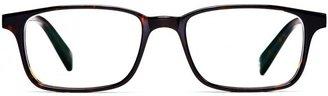 Warby Parker Crane Whiskey Tortoise