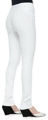 BCBGMAXAZRIA Stephen Zip-Pocket Detail Leggings