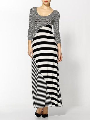 Ella Moss Juno Stripe Maxi Dress