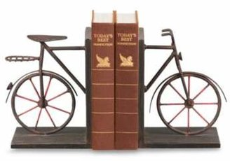 Sterling Industries Sterling Home Vintage Bicycle Bookends