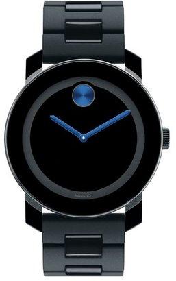 Movado 'Large Bold' Bracelet Watch, 42Mm $595 thestylecure.com