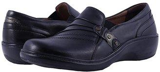 Aravon Danielle (Black) Women's Shoes