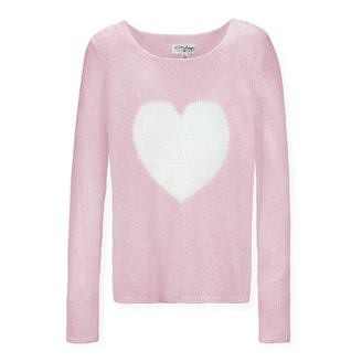 PJ Salvage Women's Heart Sweater Color Options Available