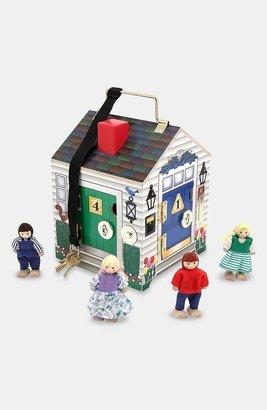 Melissa & Doug 'Doorbell' House