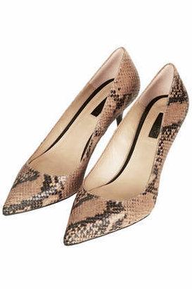 Topshop Jester kitten heels