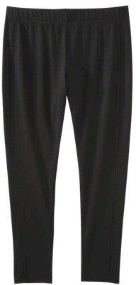 Mossimo Women's Plus-Size Ponte Ankle Pants - Black