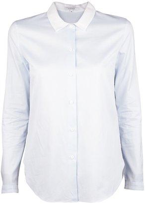 Carven Oxford Contrast Collar Shirt